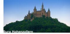 Schlösser und Burgen in Baden-Württemberg - Burg Hohenzollern