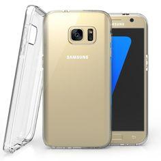 Caseflex Samsung Galaxy S7 Reinforced Edge TPU Gel: Amazon.co.uk: Electronics