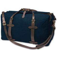 Filson Twill Mid-Sized Duffle Bag