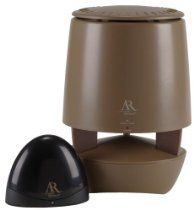 Acoustic Research 900 Mhz Outdoor Wireless Speaker Single Brown Discontinued by Manufacturer ** See this great product. Wireless Outdoor Speakers, Wireless Speakers, Speaker System, Loudspeaker, Drip Coffee Maker, Acoustic, Indoor Outdoor, Brown, Concrete