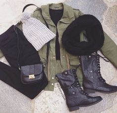 Adorable fall/winter outfit