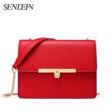 Sendefn moda sacos mulheres mensageiro mulheres de couro sacos de ombro das senhoras sacolas mulheres bolsas crossbody sacos(China (Mainland))