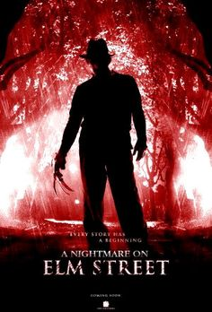 "my first boogeyman movie to ever watch. I know back then when I saw the ""New Line Cinema"" video on the screen that I was about to watch some Freddy Krueger action. Saw them all with my dad at the theaters."