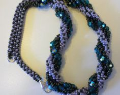 Items similar to 9 Rope Beaded Breastplate w/ Medallions on Etsy