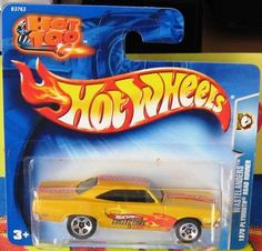 Hot Wheels 1970 Plymouth Road Runner HW Collectors Com  MoMC