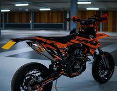#KTM KTM 125 EXC, KTM 450 EXC, #Supermoto #Decal #20016 KTM 250 EXC-F, KTM 500 EXC - Follow #extremegentleman for more pics like this! Ktm Dirt Bikes, Cool Dirt Bikes, Ktm Motorcycles, Motorcross Bike, Motocross Gear, Bobber Motorcycle, Ktm 250, Ktm 450 Exc, Ktm Supermoto