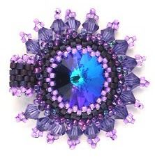 Pattern bijoux: SWAROVSKI