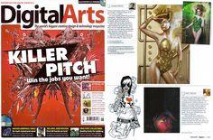 Digital arts feature