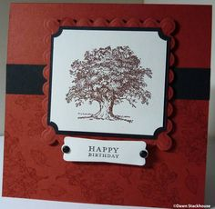 Splitcoaststampers FOOGallery - Under the Old Oak Tree