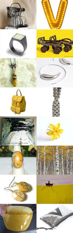 Grellow by P Petrocy on Etsy--Pinned with TreasuryPin.com