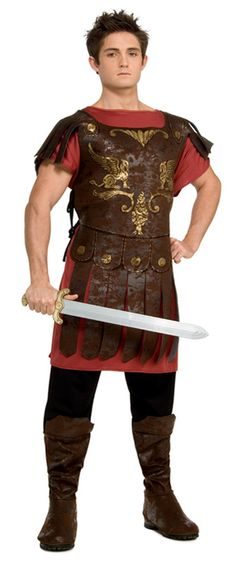 Possible Roman soldier costume.