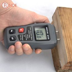 check price emt01 0 99 9 two pins digital wood moisture meter humidity tester timber damp detector 0 5 #moisture #meter