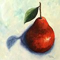 The Pear Chronicles 014 Painting by Torrie Smiley
