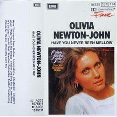 Kassett- Olivia Newton-John- Have you never been mellow- EMI - I bra komplett stand. Testet og virker. Eiernavn på innsiden av cover.
