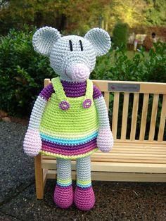 Milli Mouse ♥ von Schneckenkind auf DaWanda.com