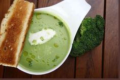 Winter Broccoli Soup Recipe
