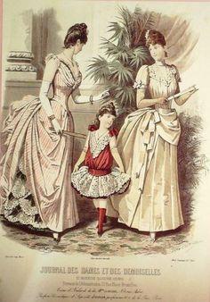 Journal des Dames et des Demoiselles 1886