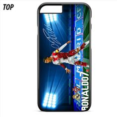 CR7 Christiano Ronaldo For Iphone 6 | 6S Plus Case