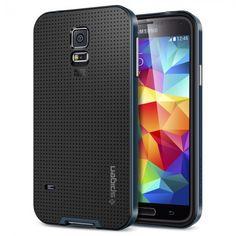 Spigen Samsung Galaxy S5 Case Neo Hybrid [Harga: Rp 325.000–Rp 375.000]