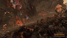 Disponible le 28 Avril prochain en exclusivité sur PC, Total War Warhammer s'illustre une nouvelle fois par le biais d'un nouveau trailer. Cette vidéo mise en ligne par Sega et Creative Assembly et réalisée avec le moteur du jeu nous dévoile pour la première fois la map et ses divers environnements qui vous attendent dans la campagne du jeu de stratégie.