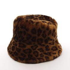 Granny Mütze / Hut von Vintage in Leo Gr. S