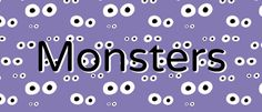 Tons of monster theme preschool activities for planning your preschool monster theme. Includes printable lesson plans, song ideas, math, literacy and more. Preschool Curriculum Free, Preschool Schedule, Preschool Lesson Plans, Daycare Themes, Kindergarten Themes, Preschool Themes, Monthly Themes, Infant Activities, Kids Education