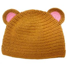 this is a kids hat but I would totally wear this.