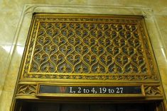 I went to Woolworth Week's tour of the Woolworth Building lobby this week, and it was a pure delight—I'd been in the lobby before, but not for an hour. Woolworth Building, Elevator, Amazing Architecture, Citizen, Decorative Boxes, Art Deco, Nyc, Hands, Pure Products