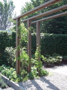 to Build an Arbor for Your Garden How to Build a Simple Garden Arbor - Tutorial & Ideas!How to Build a Simple Garden Arbor - Tutorial & Ideas! Garden Arbor, Garden Trellis, Garden Gates, Garden Archway, Easy Garden, Landscaping Tips, Garden Landscaping, Garden Structures, Outdoor Structures