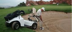 Home - SoloRider: The Leading Single Rider Adaptive Golf Cart for People with Disablities Public Golf Courses, Best Golf Courses, Golf Magazine, Multiple Disabilities, At Home Movie Theater, Adaptive Equipment, All Terrain Tyres, Spinal Cord Injury, Golf Carts
