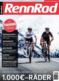 1000 Euro-#Räder: Größter #Test Europas - Preiswert: #Canyon, #Rose & mehr   Jetzt in @RennRad_Magazin:  #Rennrad