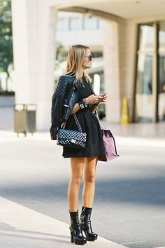 Carlotta Oddi, Assistant to Anna Dello Russo, after Tory Burch, NYC, September 2012.(image:vanessajackman)