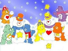Care Bears Christmas