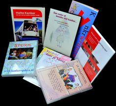 dvd's zijn te bestellen op  www.kankerspoken.nl  Foto: Jetro Fotografie ©
