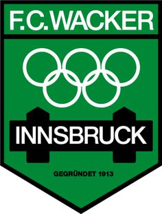 Wacker Innsbruck Fifa, Team Mascots, European Cup, Great Logos, Innsbruck, Cheerleading, Team Logo, Soccer, Sports Logos
