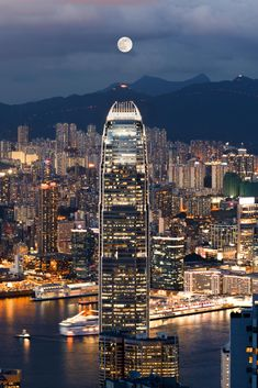 Hong Kong in full moon by Somchat Thavornvattanayong on 500px. What is on your bucket list? Check out the world's largest travel club so you can make your travel plans to places you want to see, and travel at deeply discounted prices. Check out the world's largest travel club at: http://www.drdeena.worldventures.biz/ Dr. Deena Stacer Independent WorldVentures Representative
