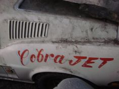 68 Cobra Jet Mustang Barn Find by legendarycollectorcars, via Flickr