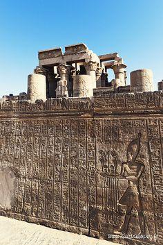 Temple of Sobek and Haroeris, Kom Ombo, Egypt