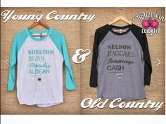 Young Country vs Old Country? #bohemianCowgirl #sheltonbryan #nelsonhaggard #johnnycash #PaisleyAldean