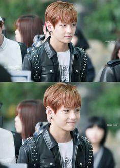Cute Taehyungie