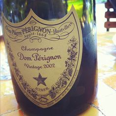 #DailyFoodie with Dom Perignon -  color of label
