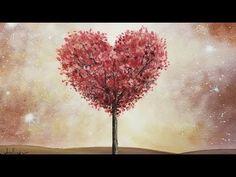 Dandelion Wildflowers LIVE Beginner Acrylic Painting Tutorial - YouTube
