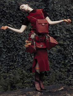 cool David Dunan snaps the most desirable it bags in 'Close-Up' for Vogue Italia…