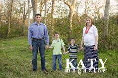 Luke's Legion The Guerro Family  Photo by Sara Isola Katy Magazine #katytx #katymagazine #lukeslegion
