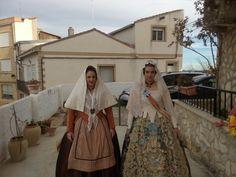 Indumentaria tradicional valenciana