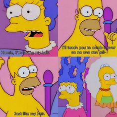 OMG somebody help me I'm laughing and can't stop Simpsons Funny Quotes, The Simpsons Tv Show, Fun Stuff, Random Stuff, Adult Cartoons, Futurama, Really Funny Memes, Aesthetic Iphone Wallpaper, Funny Comics