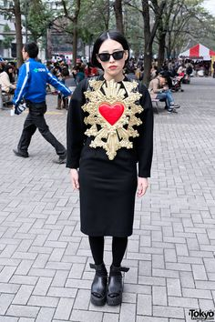 Malico | 22 November 2013 | #Fashion #Harajuku (原宿) #Shibuya (渋谷) #Tokyo (東京) #Japan (日本)