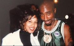 Tupac Shakur only hours before being gunned down