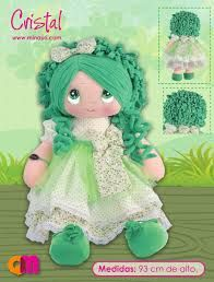 Resultado de imagen para moldes de muñecas de trapo Doll Clothes Patterns, Doll Patterns, Child Doll, Baby Dolls, Doll Face Paint, Pink Doll, Sewing Toys, Soft Dolls, Cute Dolls