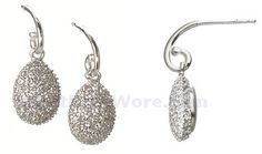 Kate's Links of London Hope Egg Earrings